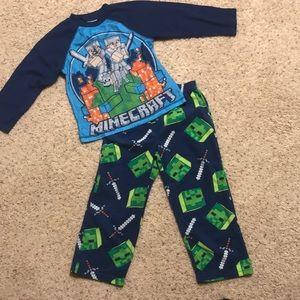 Other - Boys Minecraft Pajamas